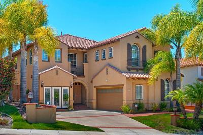 Single Family Home For Sale: 11668 Cypress Canyon