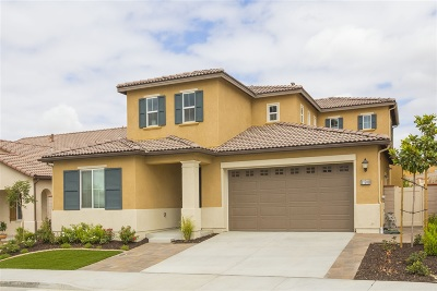Murrieta, Temecula Single Family Home For Sale: 31580 Sweetwater Circle