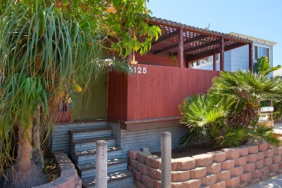 Ocean Beach, Ocean Beach/Point Loma, Ocean Obeach Single Family Home For Sale: 5125 Brighton Ave