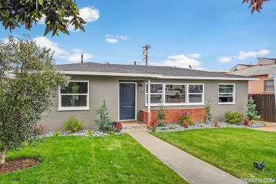 Single Family Home For Sale: 3777 Promontory Street