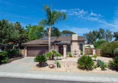 San Diego Single Family Home For Sale: 17781 Frondoso Dr