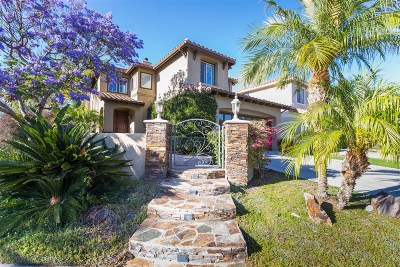 Single Family Home For Sale: 11599 Cypress Canyon Park Dr