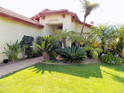 Vista Single Family Home For Sale: 750 Bel Air Drive West