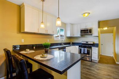 Escondido Single Family Home Back On Market: 150 E 15th Ave
