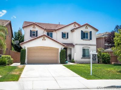 Murrieta, Temecula Single Family Home For Sale: 29253 Broken Arrow Way