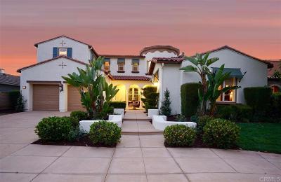Escondido Single Family Home For Sale: 3262 Walden Glen