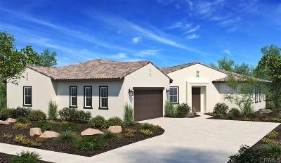 Escondido Single Family Home For Sale: 1917 Bernardo Ave