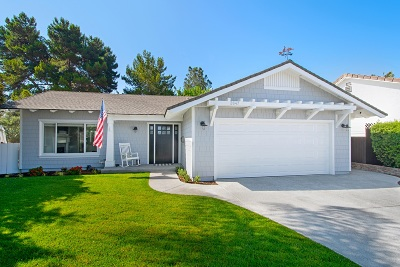Del Mar Single Family Home For Sale: 2647 Minorca Way