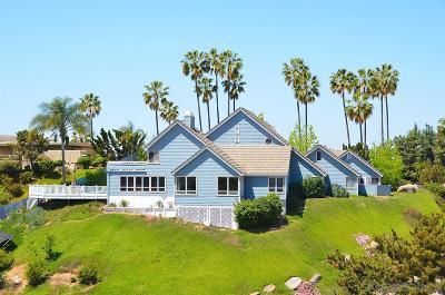 La Mesa Single Family Home For Sale: 4718 Angels Pt