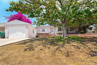 Single Family Home For Sale: 2414 Chatsworth Blvd.