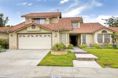 Vista CA Single Family Home For Sale: $724,900
