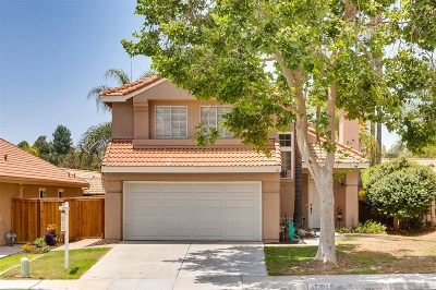 Murrieta, Temecula Single Family Home For Sale: 43095 Camino Casillas