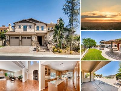 San Marcos Single Family Home For Sale: 1654 Milan Way