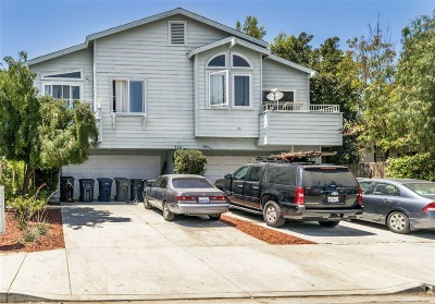 Escondido Multi Family 2-4 For Sale: 418 W 10th Avenue