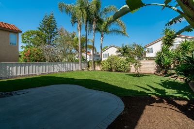 San Diego Single Family Home For Sale: 11997 Briarleaf Way