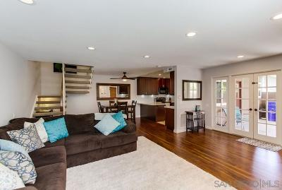San Diego Townhouse For Sale: 17521 Fairlie Rd