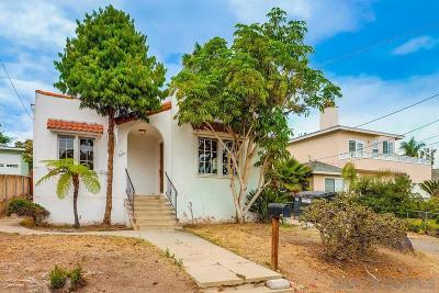 Solana Beach Single Family Home For Sale: 324 Barbara Ave