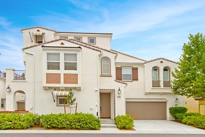 Temecula Townhouse For Sale: 44092 Calle Allicante