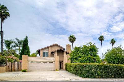 Encinitas Single Family Home For Sale: 1420 Avenida De Las Adelsas