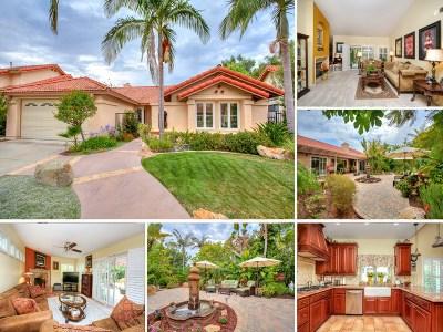 Vista CA Single Family Home For Sale: $699,990