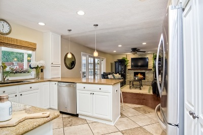 Single Family Home For Sale: 10720 Charbono Ter