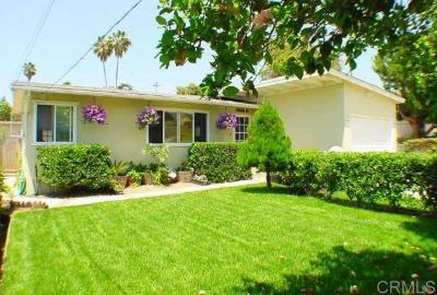 Vista Single Family Home For Sale: 288 Lado De Loma Dr.