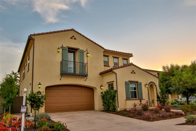 Single Family Home For Sale: 15887 Atkins Place