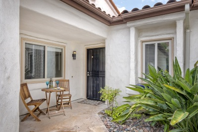 Attached For Sale: 12242 Paseo Lucido #D