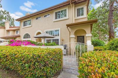 San Diego Townhouse For Sale: 4001 Porte De Palmas #63