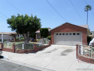 San Diego Single Family Home Pending: 5216 Solola