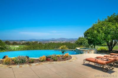 San Diego Single Family Home For Sale: 7978 Villas