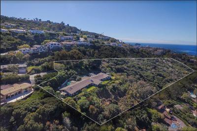 La Jolla Single Family Home For Sale: 2550 Via Barletta