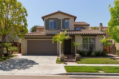 Chula Vista Single Family Home For Sale: 1684 Quiet Trail