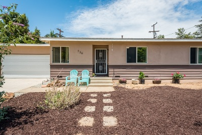 Vista CA Single Family Home For Sale: $479,000