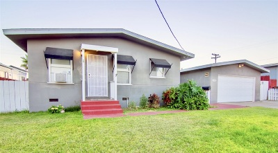 Single Family Home Sold: 914 16th Street