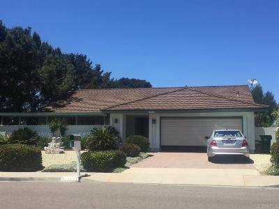 Carlsbad Single Family Home For Sale: 3102 Levante St