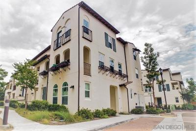 Carlsbad Townhouse For Sale: 1864 Brant Ln