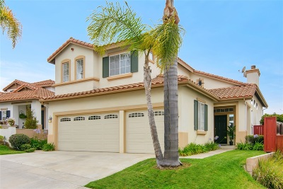 Carlsbad Single Family Home For Sale: 1477 Sapphire Dr.