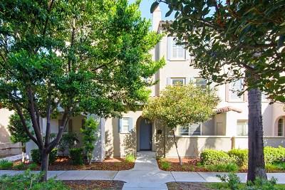 San Diego Townhouse For Sale: 10529 Zenor Ln #41