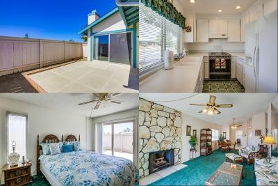 Santee Single Family Home For Sale: 9503 Jim Lane