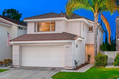 Scripps Ranch Single Family Home For Sale: 10933 Caminito Tierra
