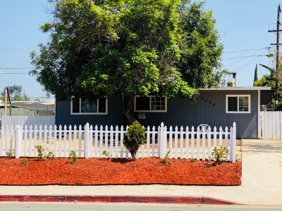 San Diego Single Family Home For Sale: 4444 Market St