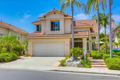 Carlsbad Single Family Home Sold: 2335 Terraza Guitara