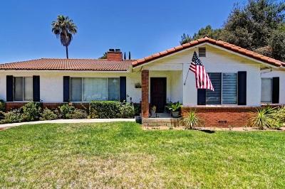 Escondido Single Family Home For Sale: 10238 Meadow Glen Way