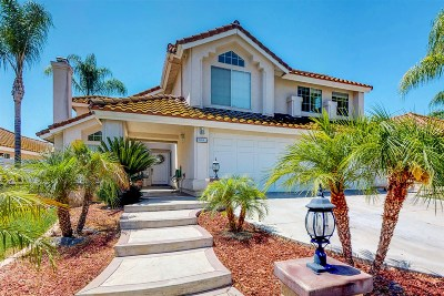 Murrieta, Temecula Single Family Home For Sale: 30011 Corte Tolano
