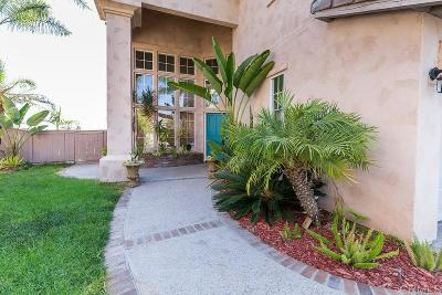 Chula Vista Single Family Home For Sale: 1168 Crystal Downs Dr.
