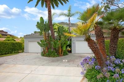 Del Mar Single Family Home For Sale: 13724 Mar Scenic Drive