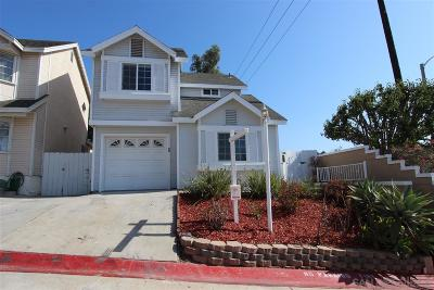 San Diego Single Family Home For Sale: 303 61st Street