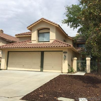 Riverside County Single Family Home For Sale: 39996 Malacca Way