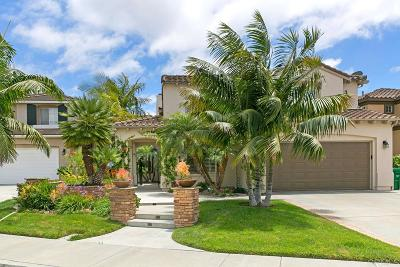 Carlsbad Single Family Home For Sale: 2941 Avenida Castana